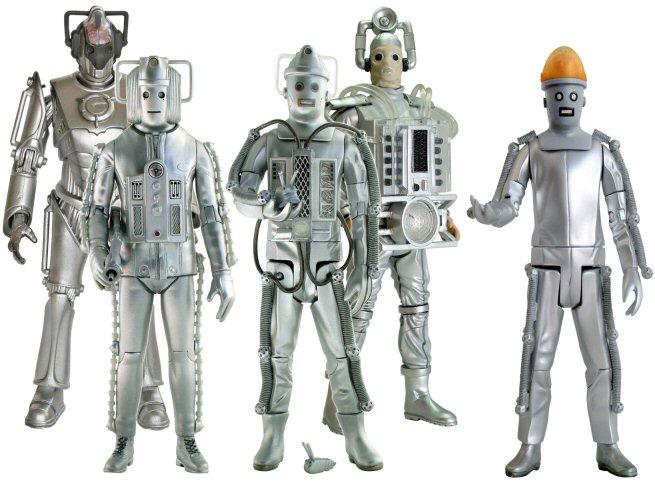 Evolution Of The Cybermen CoC Faction Symbol  Archive